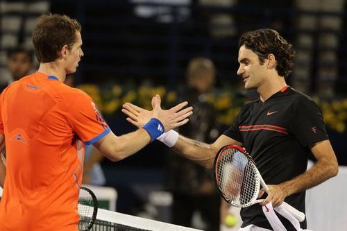 Murray có cơ hội chạm trán Federer ở tứ kết