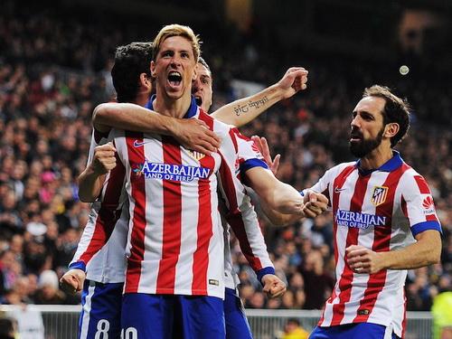 Torres gây sững sờ cho cả sân Bernabeu với bàn mở tỉ số giây thứ 48