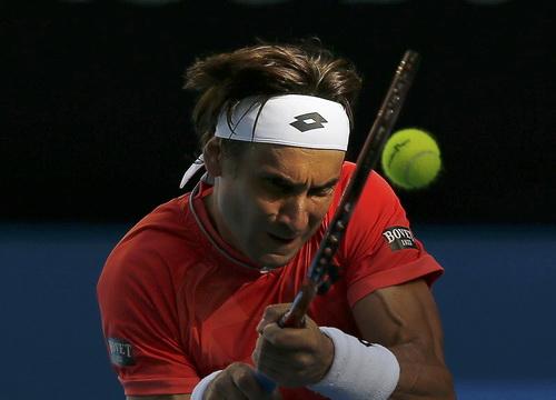 David Ferrer có cơ hội đăng quang ở cụm giải Nam Mỹ