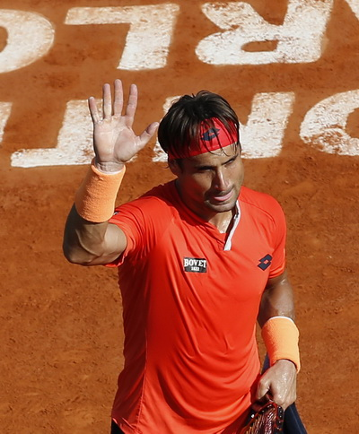 Ferrer dễ dàng vào vòng sau do đối thủ bỏ cuộc