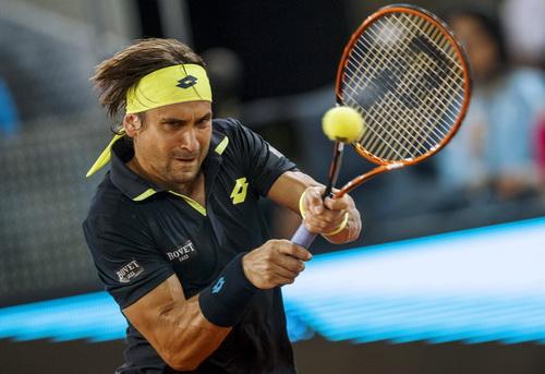 Ferrer dừng bước ở giải đấu trên sân nhà