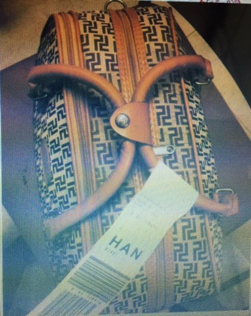 Túi hành lý ký gửi của hành khách JinSuMi