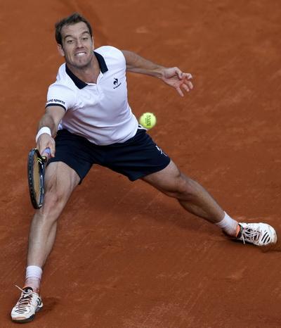 Gasquet thua nhanh Djokovic, dừng chân ở vòng 4