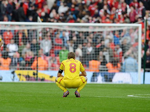 Nỗi buồn Gerrard, nỗi buồn Liverpool