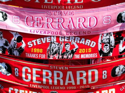 Xem Crystal Palace phá hỏng ngày chia tay đầy cảm xúc của Gerrard