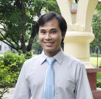 GS Phan Thanh Sơn Nam. Ảnh: Dân Việt