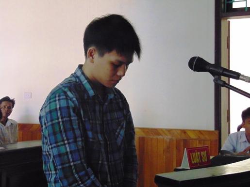 Phạm Đình Đương tại phiên xét xử