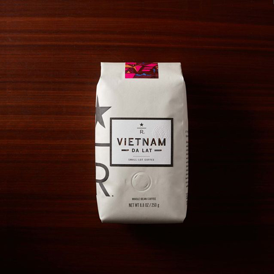 Cà phê Đà Lạt chính thức được giao dịch trong hệ thống cửa hàng Starbucks trên khắp thế giới