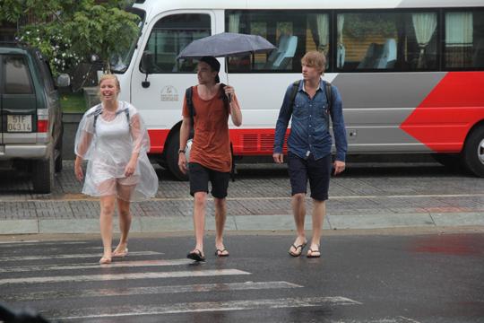 Trong khi lượng khách trong nước đến Đà Lạt tăng thì du khách quốc tế lại giảm.