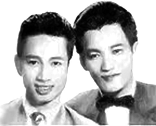 Hà Triều - Hoa Phượng là 2 tác giả có nhiều tác phẩm sân khấu yêu nước cách mạng, nổi bật nhất là Sông dài