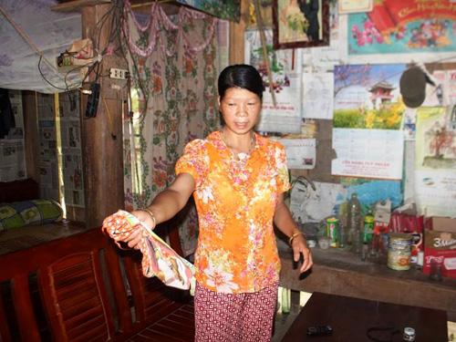 Chị Hán kể lại cuộc trốn chạy trong rừng cùng nghi phạm thảm sát 4 người