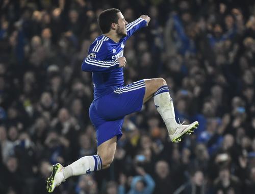 Niềm vui không trọn vẹn của Eden Hazard