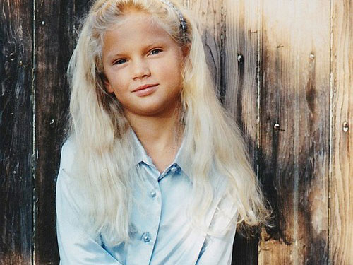 Taylor Swift xinh xắn, đáng yêu năm 10 tuổi