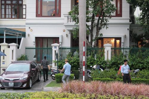 Nhà riêng của ông Nguyễn Xuân Sơn bị cơ quan điều tra khám xét vào chiều 21-7