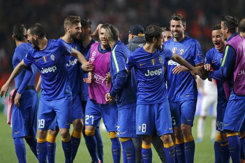 Juventus là đội bóng có chiều sâu dù lối chơi thiếu sức quyến rũ