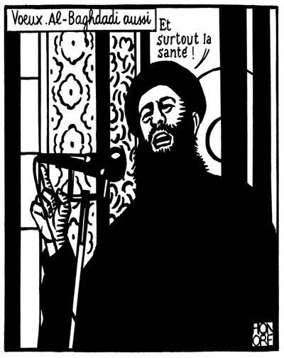 Vụ thảm sát ở Pháp: Charlie Hebdo nhiều lần chọc giận các tín đồ đạo Hồi
