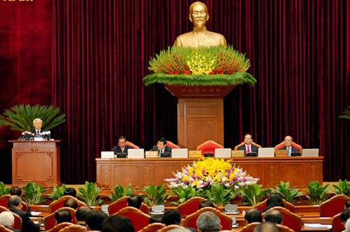 Tổng Bí thư: Đề nghị các Ủy viên Trung ương tiếp tục giới thiệu nguồn bổ sung quy hoạch Bộ Chính trị, Ban Bí thư