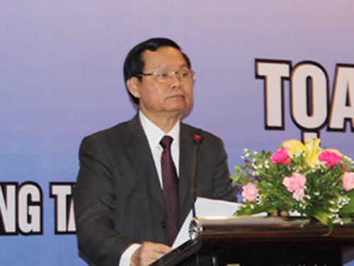 Tổng Thanh tra Chính phủ Huỳnh Phong Tranh