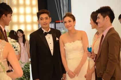 Quen nhau chưa lâu, Salaila và Puchai đã dự định tổ chức đám cưới.