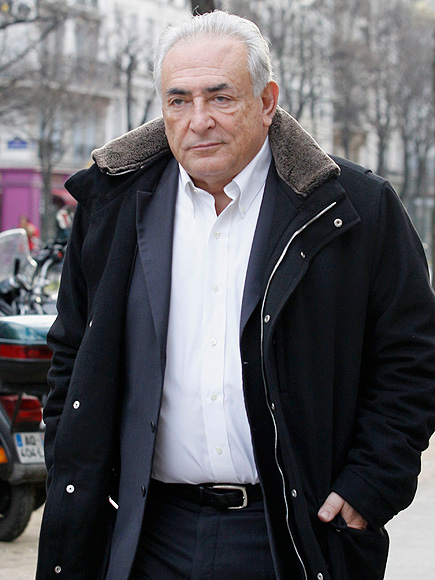 Dominique Strauss-Kahn on Trial for Aggravated Pimping in France