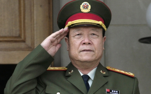 Guo Boxiong was one of the Central Military Commissions vice-chairmen. Photo: Reuters