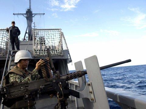 Mỹ tố Trung Quốc thay đổi thực trạng biển Đông
