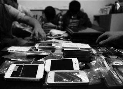 跨境造假iPhone为何屡禁不止?