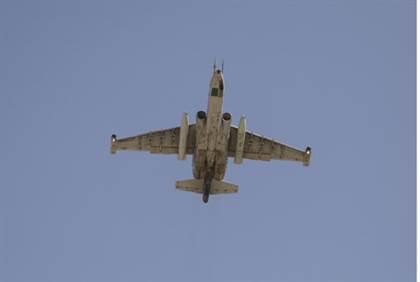 Một chiếc máy bay Sukhoi. Ảnh: Reuters