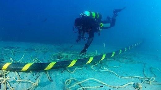 Tuyến cáp quang biển AAG phân đoạn đi qua Việt Nam lại tiếp tục gặp sự cố