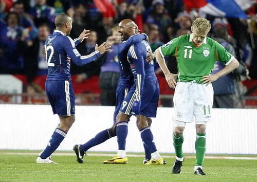 Ireland nhận 5 triệu từ FIFA để làm ngơ vụ việc