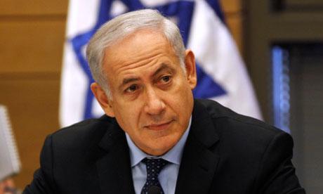 Thủ tướng Israel Netanyahu. Ảnh: Guardian