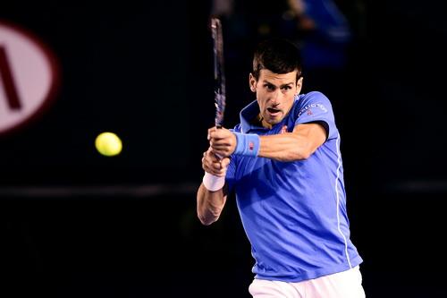 Số 1 thế giới Djokovic