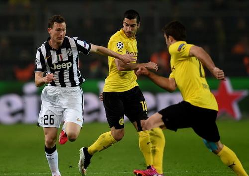 Juventus là trở ngại lớn cho Monaco