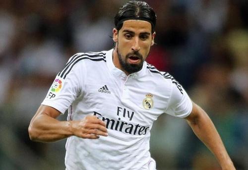 Sami Khedira chờ ngày gia nhập Juventus