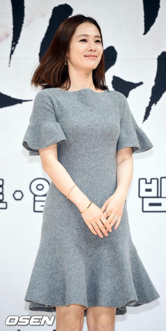 Kim Hyun Joo tại họp báo