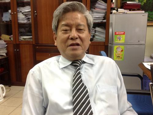 Nguyên Tổng Biên tập Báo Người Cao tuổi, ông Kim Quốc Hoa