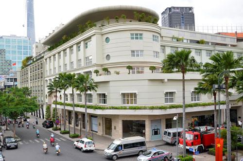 Khách sạn Rex - một trong những thương hiệu nhà nước thuộc tốp đầu ngành du lịch Việt Nam Ảnh: TẤN THẠNH