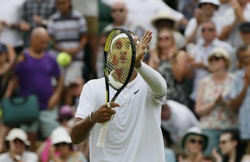 Nick Kyrgios hứa hẹn tiếp tục tạo ấn tượng tại Wimbledon 2015