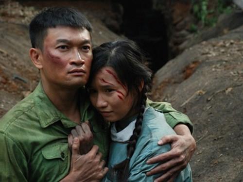 Lã Thanh Huyền và Trương Minh Quốc Thái trong Người trở về