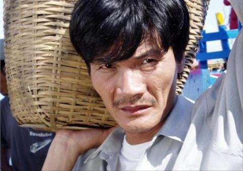Công Ninh là diễn viên chuyên trị vai nghèo khó