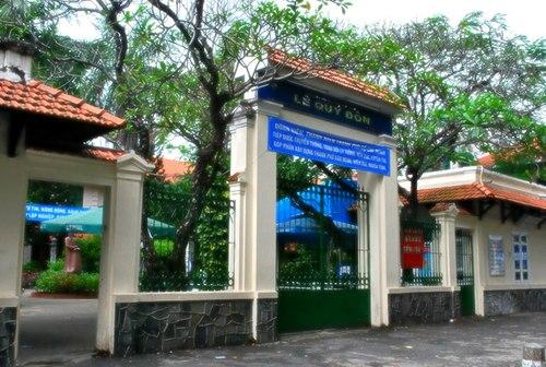 Trường Lê Quý Đôn hiện nay