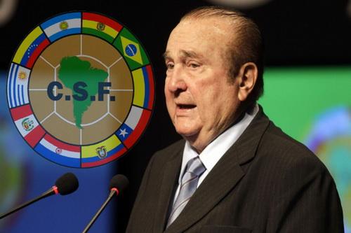 Nicolas Leoz, chủ tịch LĐBD Nam Mỹ