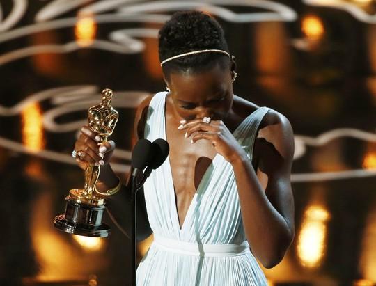 Sung sướng khi chiến thắng Oscar