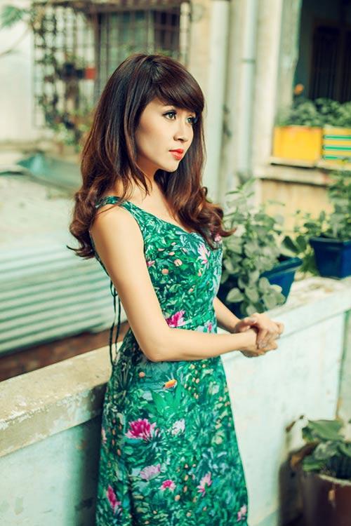 Lưu Thiên Hương làm nhạc cho Happy color