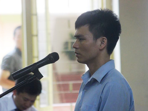 Bị cáo Lý Nguyễn Chung khẳng định mình là thủ phạm duy nhất gây án