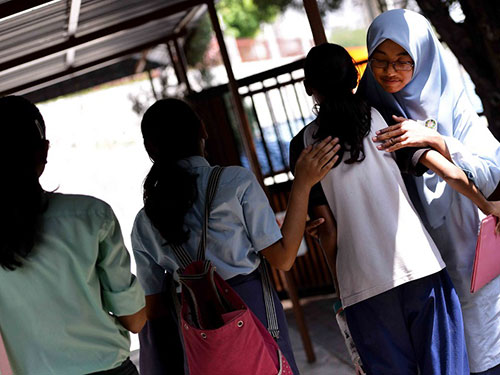 Các băng nhóm tội phạm Malaysia đang tăng cường chiêu mộ nữ sinh Ảnh: MALAYSIAN INSIDER