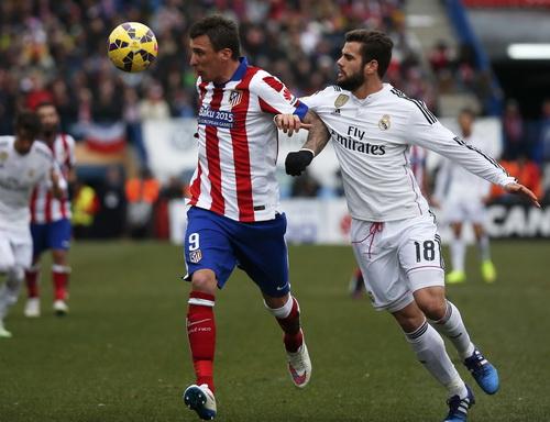 Mandzukic (9) nhấn chìm Real với bàn thắng cuối trận