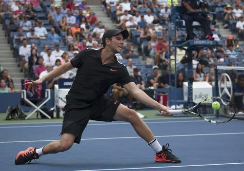 Adrian Mannarino suýt lập được kỳ tích trước cựu vô địch Andy Murray