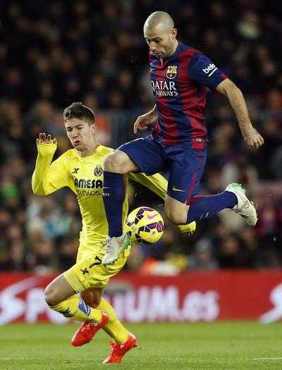 Trận đấu cực kỳ khó khăn cho chủ nhà Barcelona