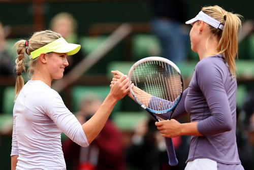 Hai kiều nữ Sharapova và Bouchard cùng chung nhánh đấu ở Melbourne Park